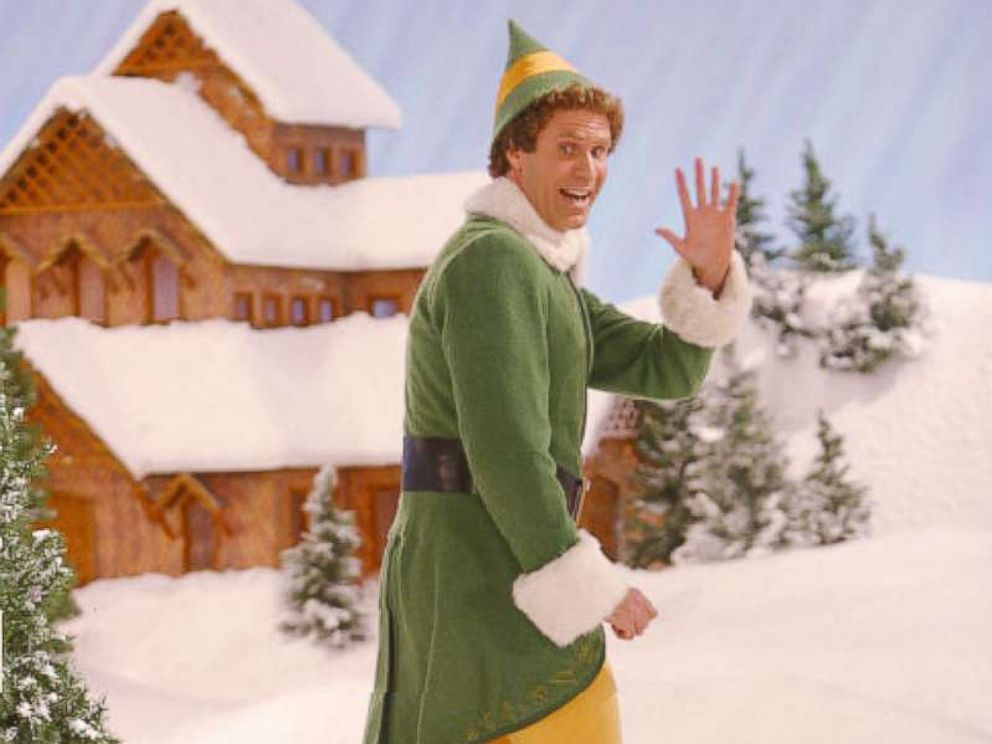 PHOTO: Will Ferrell in Elf, 2003.