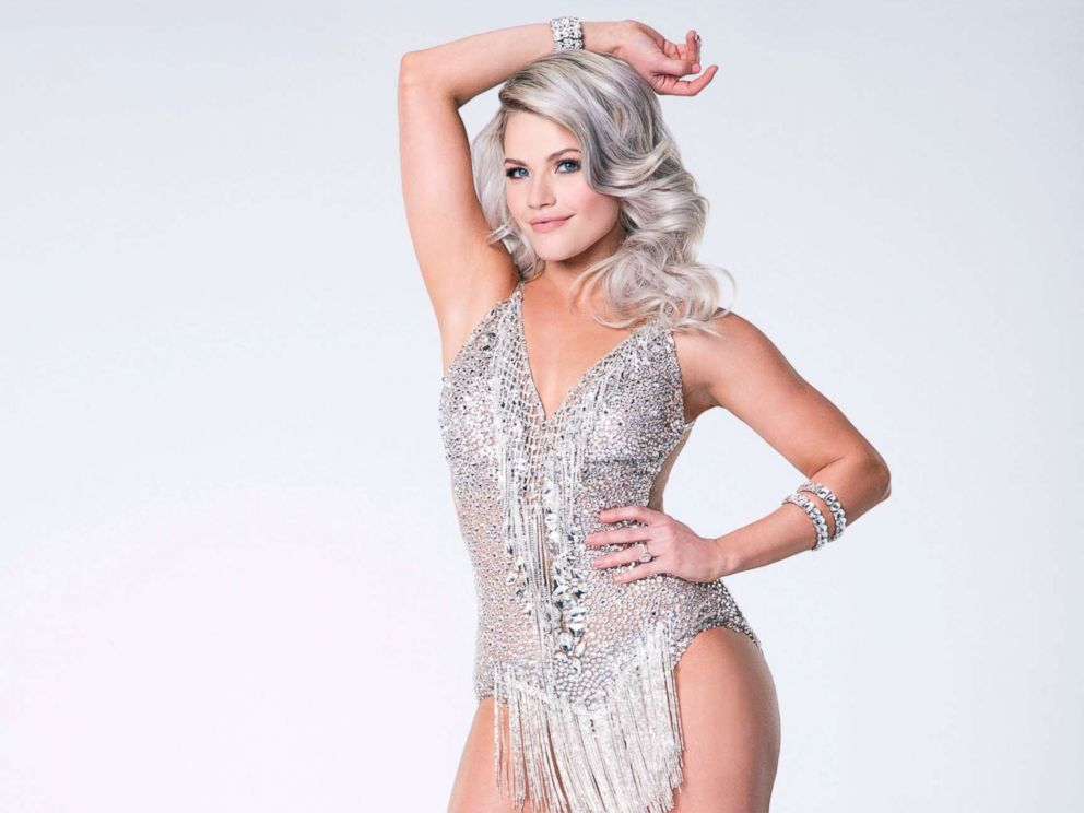 PHOTO: Pro dancer Witney Carson will appear on Dancing With The Stars.