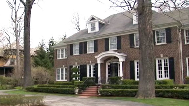 39 Home Alone 39 House Up For Sale Video Abc News