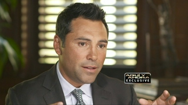 VIDEO: Oscar de la Hoya says hes in treatment for alcohol abuse and suicidal thoughts.