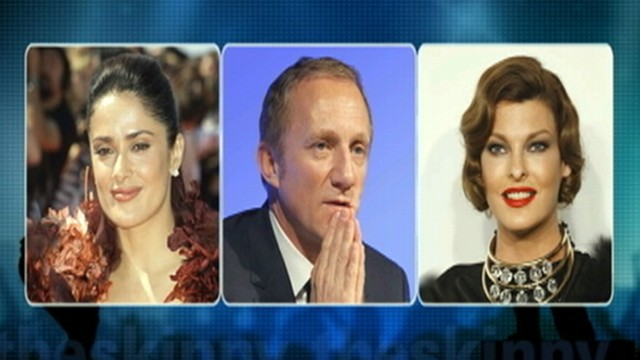 VIDEO: Francois-Henri Pinault speaks for first time about child with Linda Evangelista.