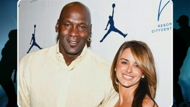 VIDEO: The divorced NBA legend proposed to his girlfriend of three years.