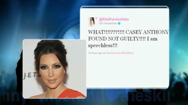 VIDEO: The celebrity responds to criticism regarding her opinion about the verdict.
