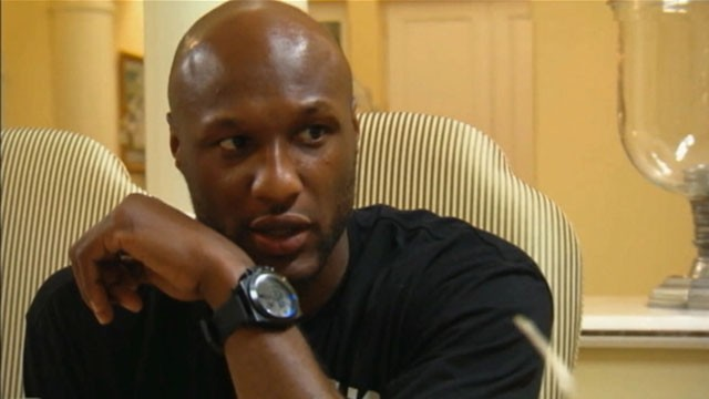VIDEO: Lamar Odom reportedly enters rehab after being charged with DUI.