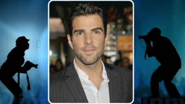 VIDEO: Zachary Quinto reveals that hes gay.