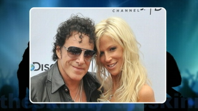 VIDEO: Michaele Salahi is engaged to Journey guitarist Neal Schon.