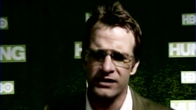 VIDEO: Thomas Jane admitted to having sex with men during tough times as a young actor.