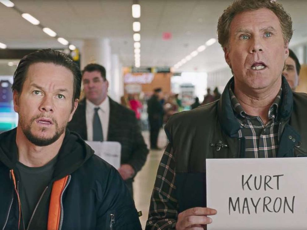 PHOTO: Mark Wahlberg and Will Ferrell in Daddys Home.