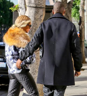 Is Vegan Beyonce Wearing Fur?