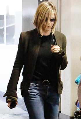 Jennifer Aniston Sports A New Bob