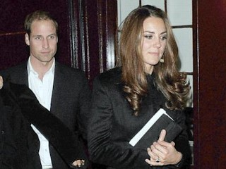 Photos: Will and Kate's Late Night Out
