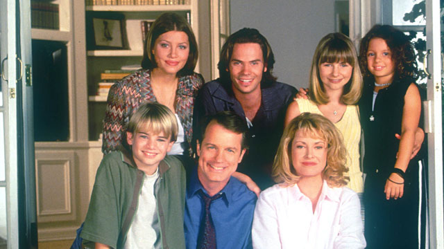 PHOTO: Cast of '7th Heaven'