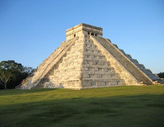 Seven Wonders: Mexico