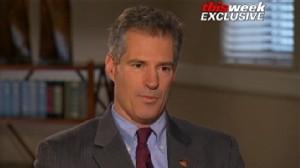 VIDEO: Scott Brown tells Barbara Walters how hell use his status as 41st senator.