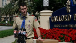 VIDEO: Eagle Scout says inclusion of gay Boy Scouts is only the first step