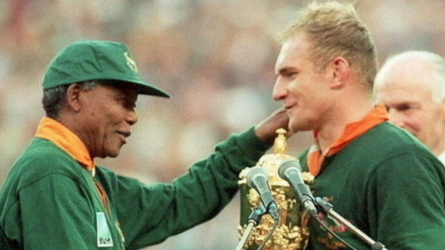 Video: Nelson Mandela and the True Story Behind Invictus
