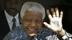 VIDEO: The former South African civil rights leader was a personal hero to the president.