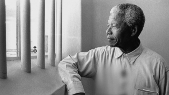 Video: Nelson Mandelas Life in Prison