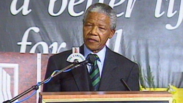 Video: Nelson Mandela: A Monumental Life Remembered