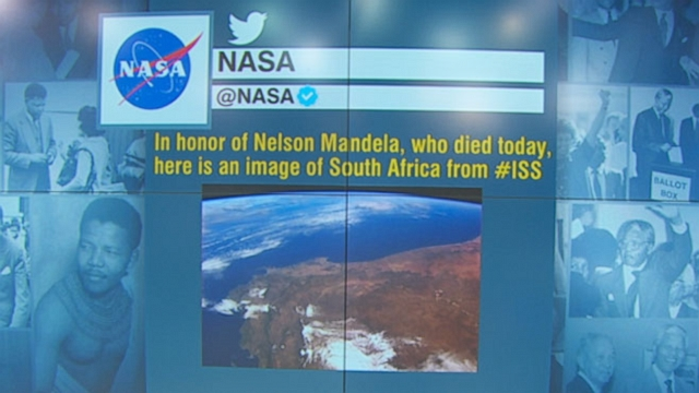 Video: Social Media Reacts to Nelson Mandelas Death