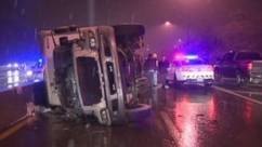 VIDEO: GMA 12/07: Severe Highway Accidents Due to Winter Storms