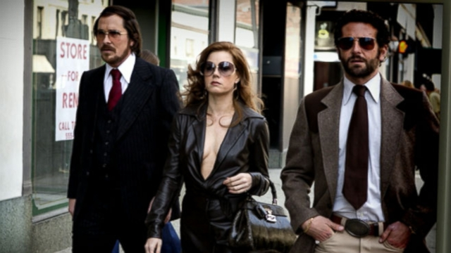 Video: Amy Adams Juggles Two Men and Two Accents in American Hustle