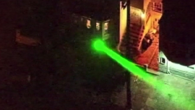 Video: Laser Pointed at JetBlue Pilot During Landing