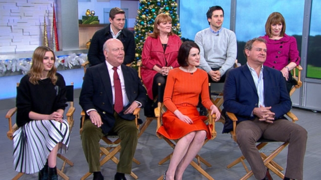 Video: Downton Abbey Cast Share Their Favorite Show Moments