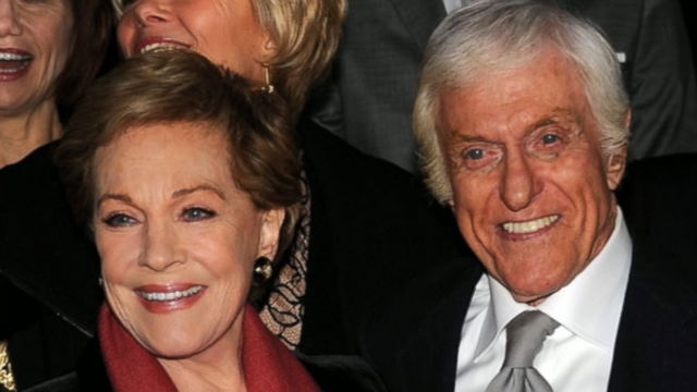 Video: Julie Andrews and Dick Van Dyke Reunite at Saving Mr. Banks Premiere