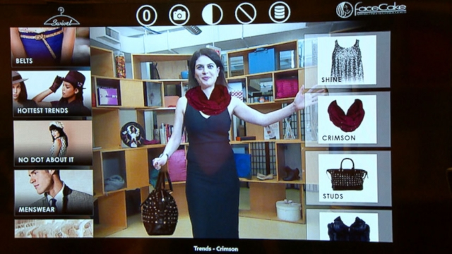 Video: New Technology Lets You Try on Virtual Clothes Before You Buy