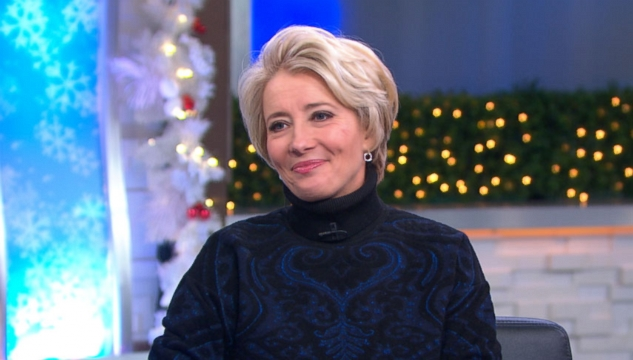 Video: Emma Thompson Says Saving Mr. Banks Character is Best Role Shes Ever Had