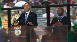 Secret Service responds to new revelations about the interpreter at Nelson Mandelas memorial.