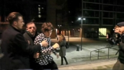 VIDEO: A court order bans unnamed photographers from harassing Harry Styles.