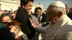 Paul Rudd on Looking the Part for Anchorman;Swiss Guardsman on Protecting Pope Franci