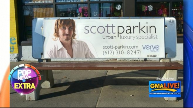 VIDEO: Artist Inserts Himself in Real Estate Ads
