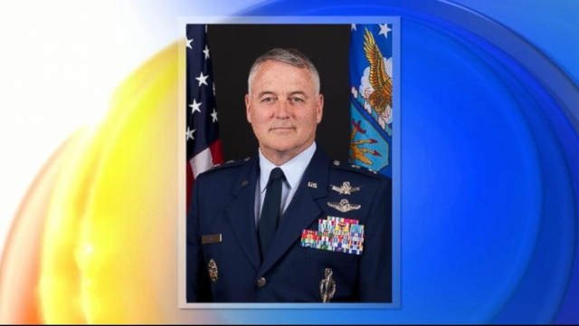 Maj. Gen. Michael Carey, who commanded part of U.S. nuclear arsenal, was relieved of duty.
