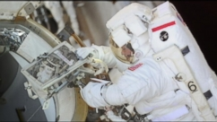 VIDEO: GMA 12/21: NASA Starts Process to Fix Space Station Cooling System