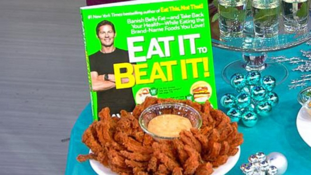 "VIDEO: Author of ""Eat It to Beat It"" offers simple tips to start the new year right."