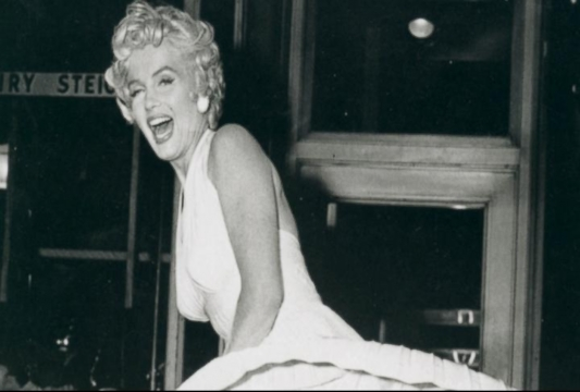 Marilyn Monroes Lost Scrapbook Revealed in Newsweek