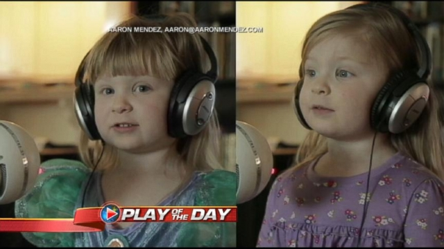 VIDEO: Adorable Little Girls Sing Let It Go From Frozen