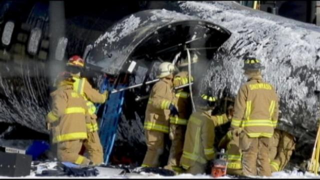 VIDEO: Tragic Aspen Plane Crash: Caught on Tape