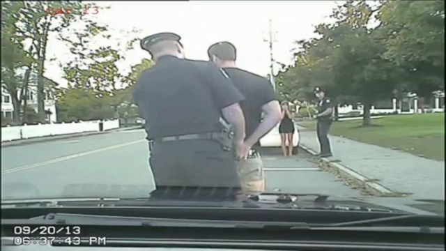 VIDEO: Fake Arrests Turns Into Surprise Proposal