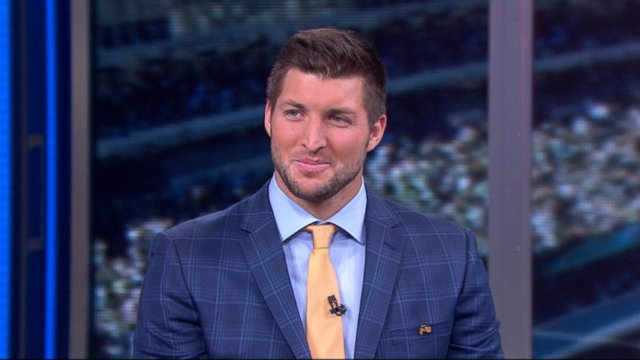 VIDEO: The NFL star talks about his new book, his foundation and working at ESPN.