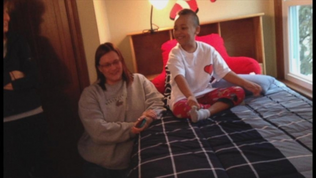 VIDEO: 6-Year-Old Cancer Patient Gets Room Makeover