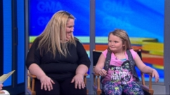 "VIDEO: Stars of the hit reality show ""Here Comes Honey Boo Boo"" talk about their upcoming season."