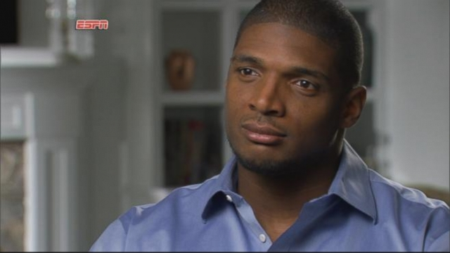 VIDEO: The University of Missouri standout is likely to be the NFLs first openly gay player.