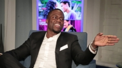VIDEO: Kevin Hart on working with McConaughey: 'He Never Wore A Shirt'