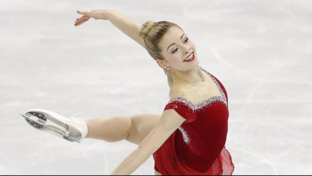 VIDEO: Amy Robach rounds up the latest events in Sochi.