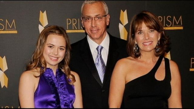 VIDEO: Paulina Pinsky, daughter of the famed addiction specialist, admitted to struggling with eating disorders.