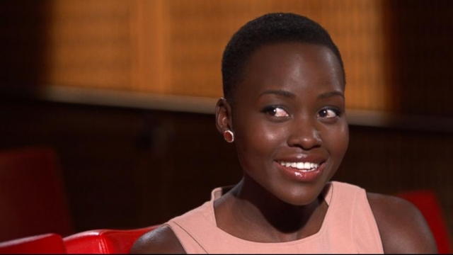 VIDEO: The Best Supporting Actress nominee is taking Hollywood and the fashion world by storm.